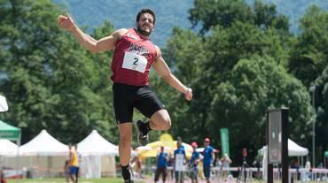 Bernaschina trionfa nel decathlon