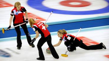 Svizzera eliminata ai Mondiali di curling