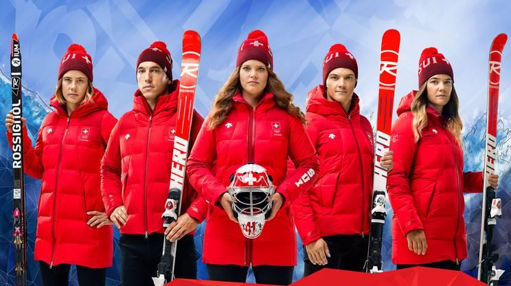 È tempo di moda in casa Swiss Olympic