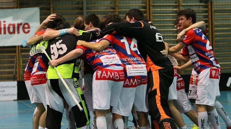 Ticino Unihockey qualificato per i playoff