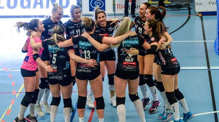 Stagione positiva per il Volley Lugano