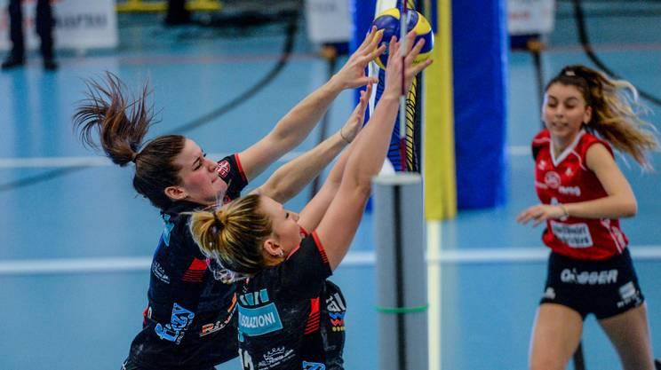 Volley, il Lugano chiude al sesto posto