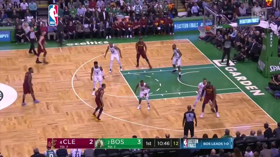 NBA, highlights di Boston - Cleveland (16.05.2018)