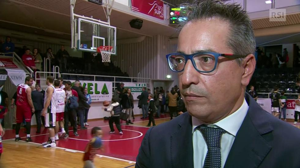 SBL, l'intervista a coach Robbi Gubitosa (11.11.2018)