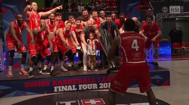 Coppa della Lega, il servizio su Massagno - Ginevra (La Domenica Sportiva 27.01.2019)