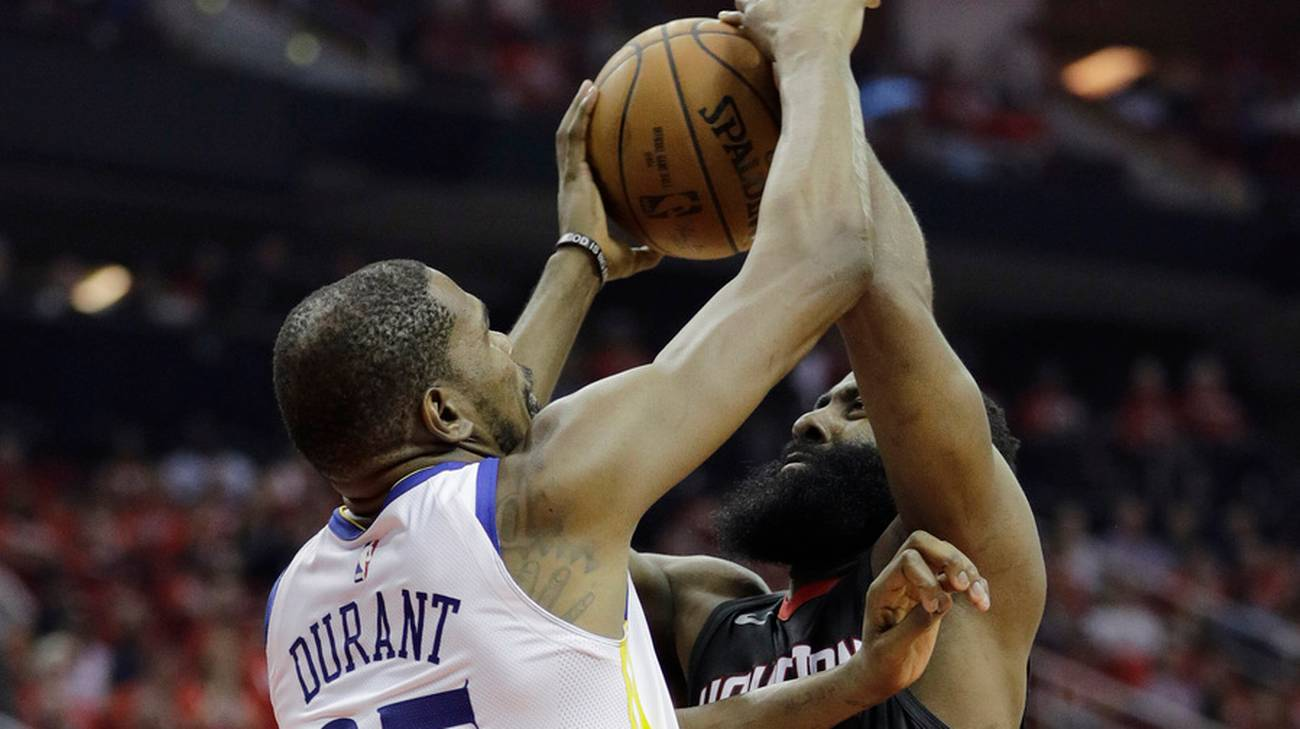 NBA, show di Chris Paul in gara-2: Rockets sull'1 - 1