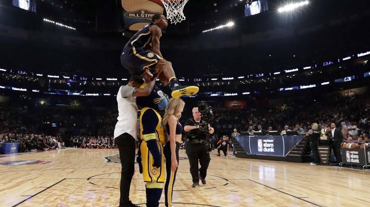 Robinson re delle schiacciate in NBA