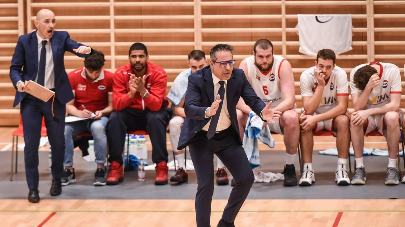 La grinta di coach Gubitosa