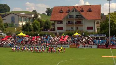 Coppa Svizzera, Überstdorf - San Gallo (19.08.2018)