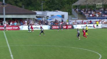 Coppa Svizzera, il servizio su Dietikon - Lugano (19.08.2018)