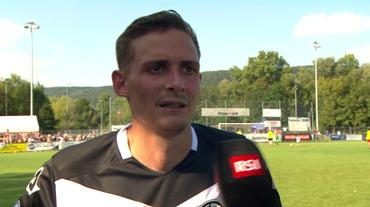 Coppa Svizzera, l'intervista a Mattia Bottani (19.08.2018)