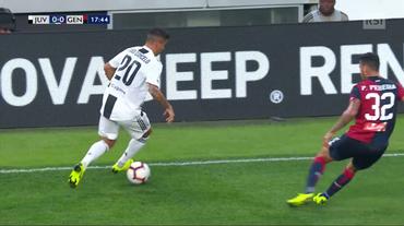 Serie A, il servizio su Juventus - Genoa (Sportsera 20.10.2018)