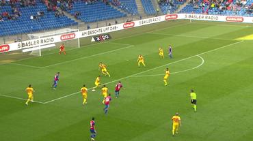 Super League, il servizio su Basilea - Xamax (La Domenica Sportiva 21.10.2018)