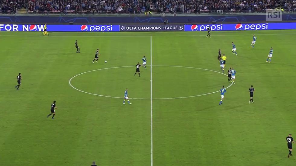 CL, Napoli - PSG (06.11.2018)