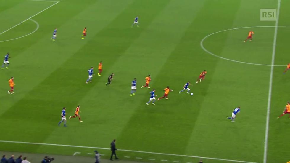 CL, Schalke 04 - Galatasaray (06.11.2018)