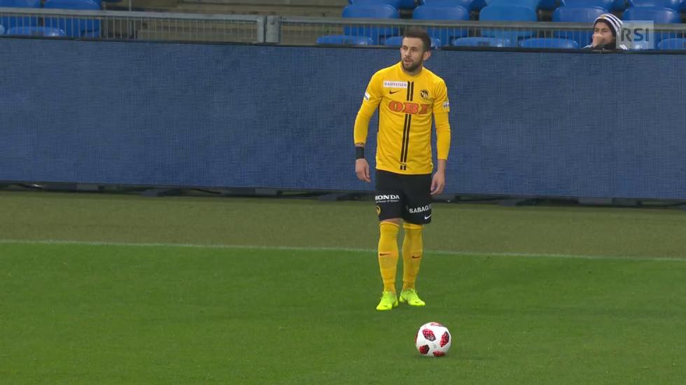 Super League, il servizio su Basilea - Young Boys (La Domenica Sportiva 02.12.2018)