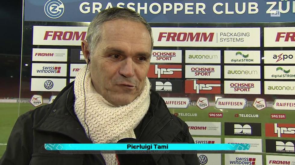 Super League, l'intervista a Pier Tami (Sport Non Stop 03.12.2017)