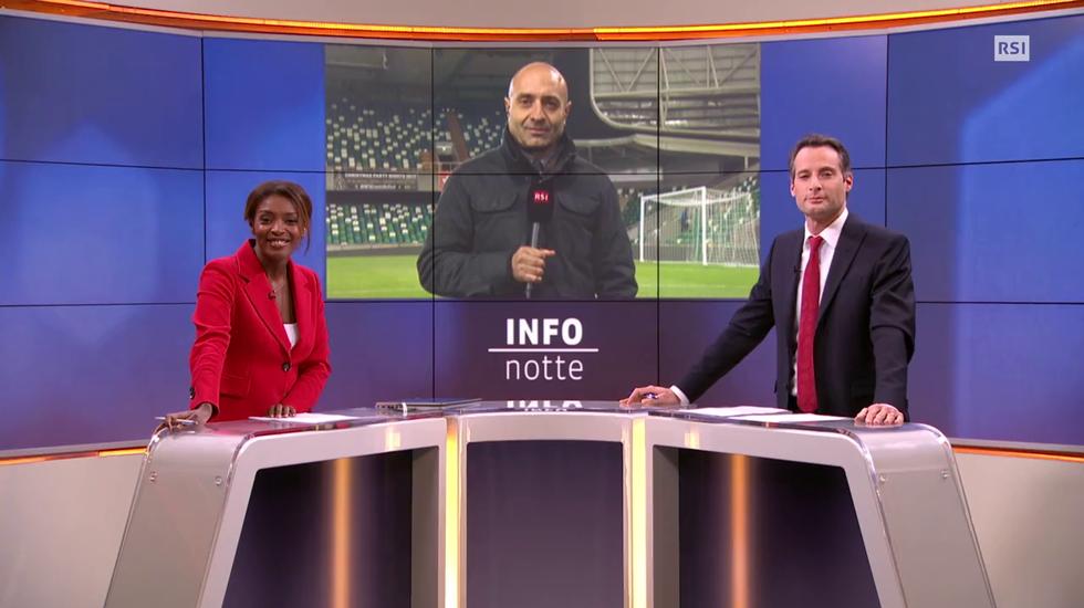 Spareggio Mondiali 2018, il commento di Severino Piacquadio (10.11.2018)