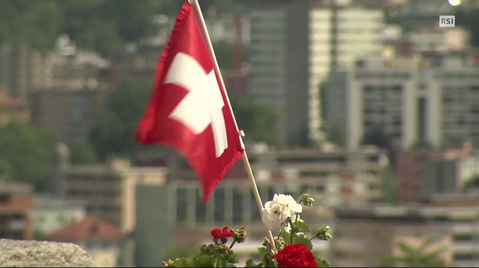 Nazionale, il servizio sul ritorno della Svizzera a Lugano (Quotidiano 11.01.2018)