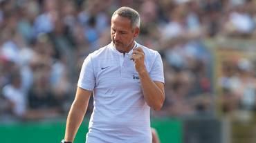 L'Eintracht di Hütter subito fuori in Coppa