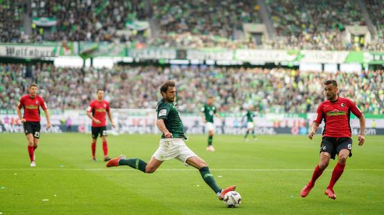 Mehmedi timbra ancora in Bundesliga