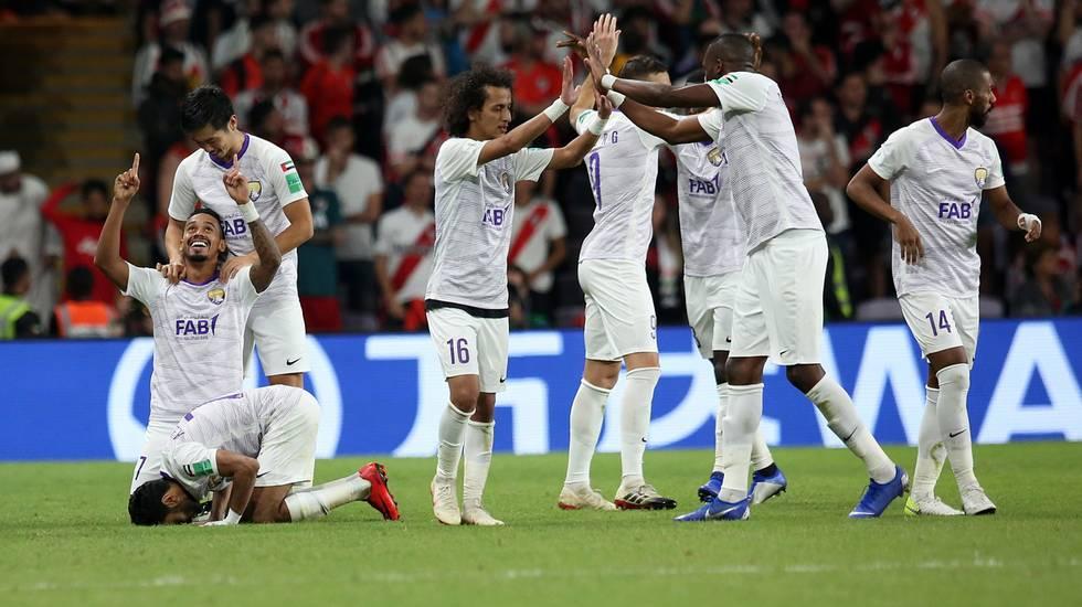 Incredibile Al Ain, River Plate eliminato