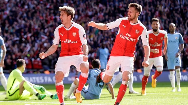 FA Cup, l'Arsenal sfiderà il Chelsea