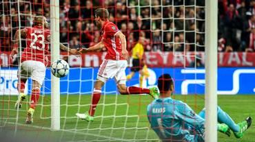 Bayern e Real di nuovo contro