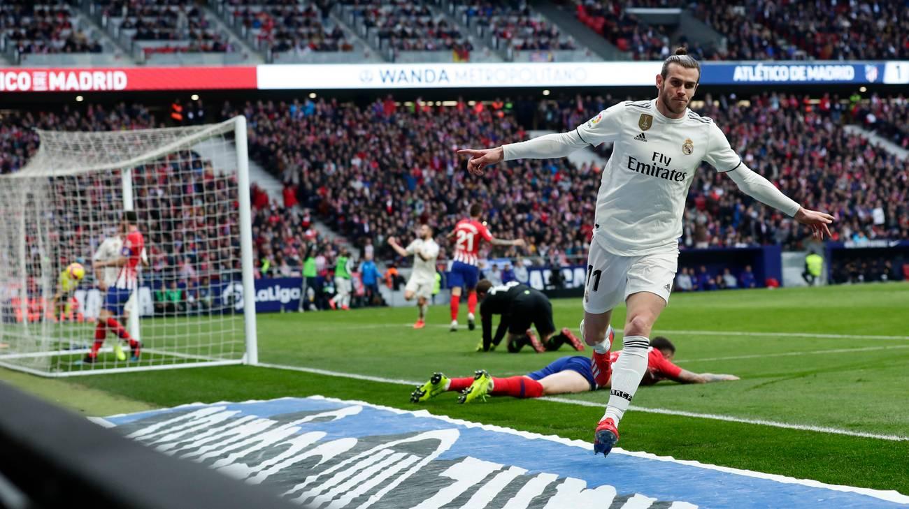 Bale ha chiuso i conti al 74'