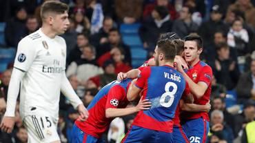 Il CSKA beffa il Real ma non basta