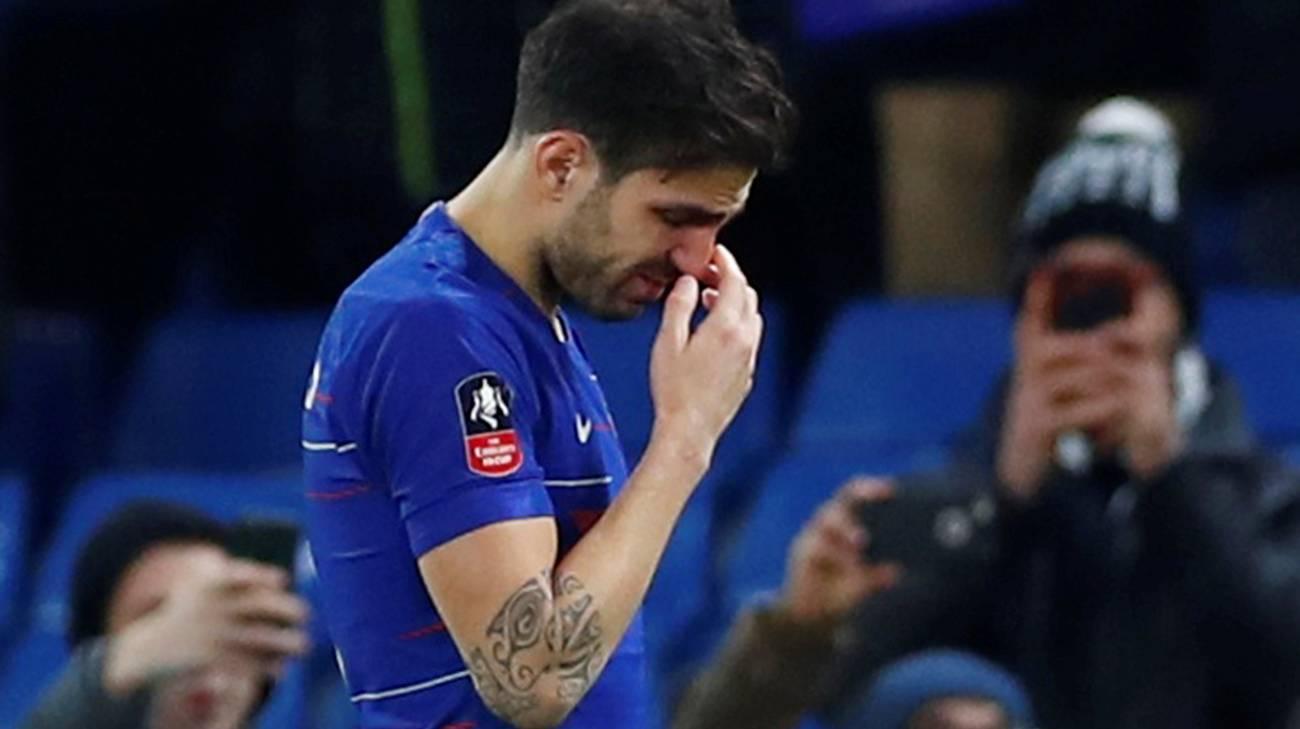 Il commovente addio a Stamford Bridge