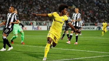 Il Chelsea non rallenta neanche in Europa