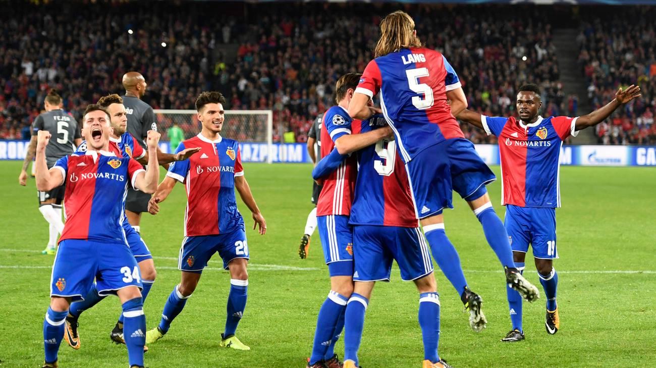 Contro il Benfica all'andata finì 5-0