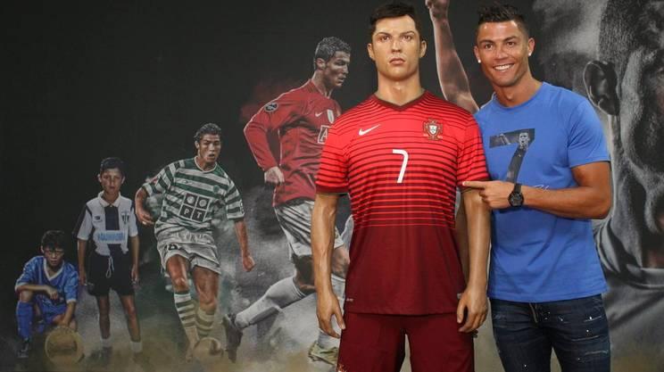 Il migliore è Cristiano Ronaldo