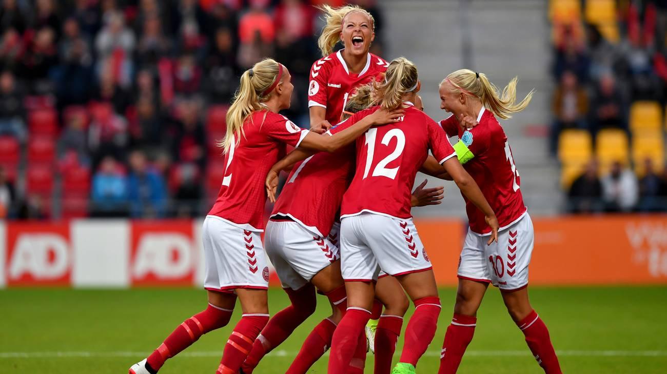 La gioia delle scandinave
