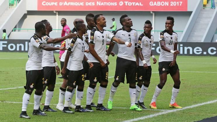 Dopo il Senegal, anche il Ghana ai quarti