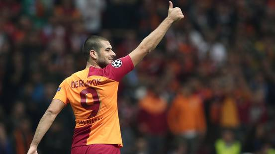 Derdiyok ancora a segno col Galatasaray