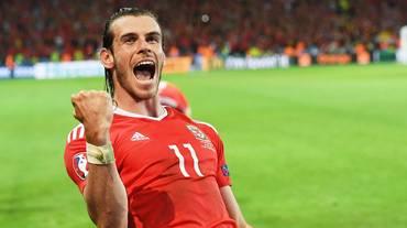 Gareth Bale re dei bomber del Galles
