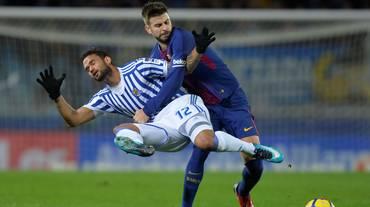 Gerard Piqué prolunga con il Barcellona