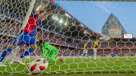 Il Basilea va ai playoff di Europa League