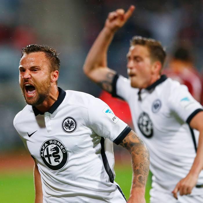 Eintracht, salvezza firmata Seferovic