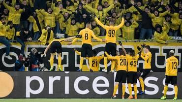 Impresa dell'YB, battuta la Juventus!