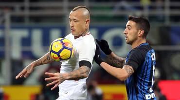 Pari e patta nel big match tra Inter e Roma