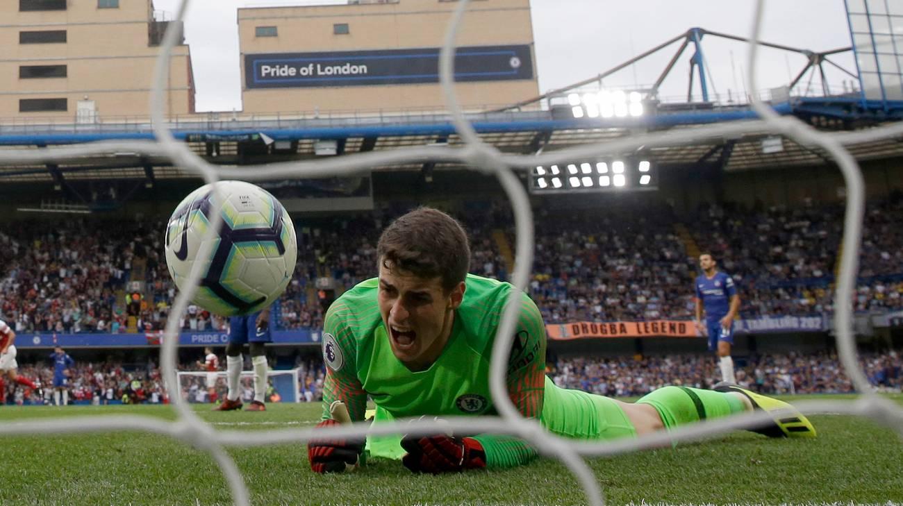 Kepa Arrizabalaga, pagato 80 milioni di Euro dal Chelsea