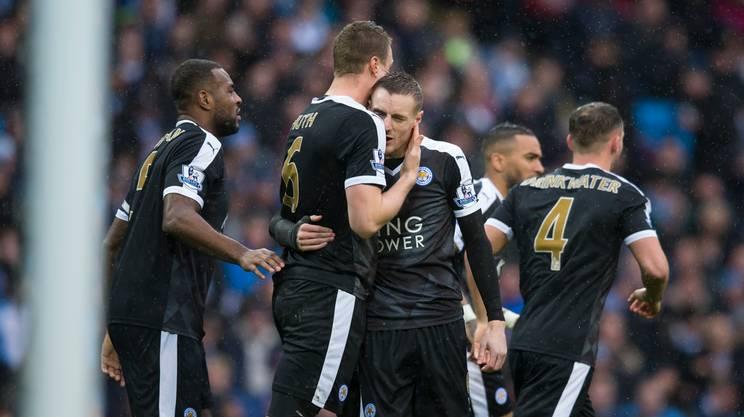 Leicester da sballo, suo il big match