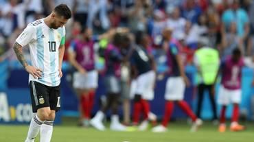 Argentina senza Messi in settembre