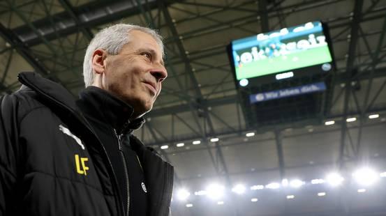 Il Borussia di Favre è campione d'autunno