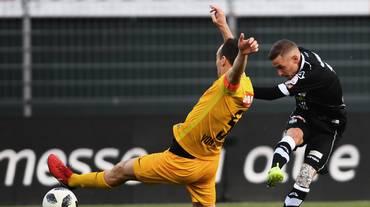 Il Lugano perde Bottani per un mese