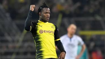 Al Borussia il primo round contro l'Atalanta