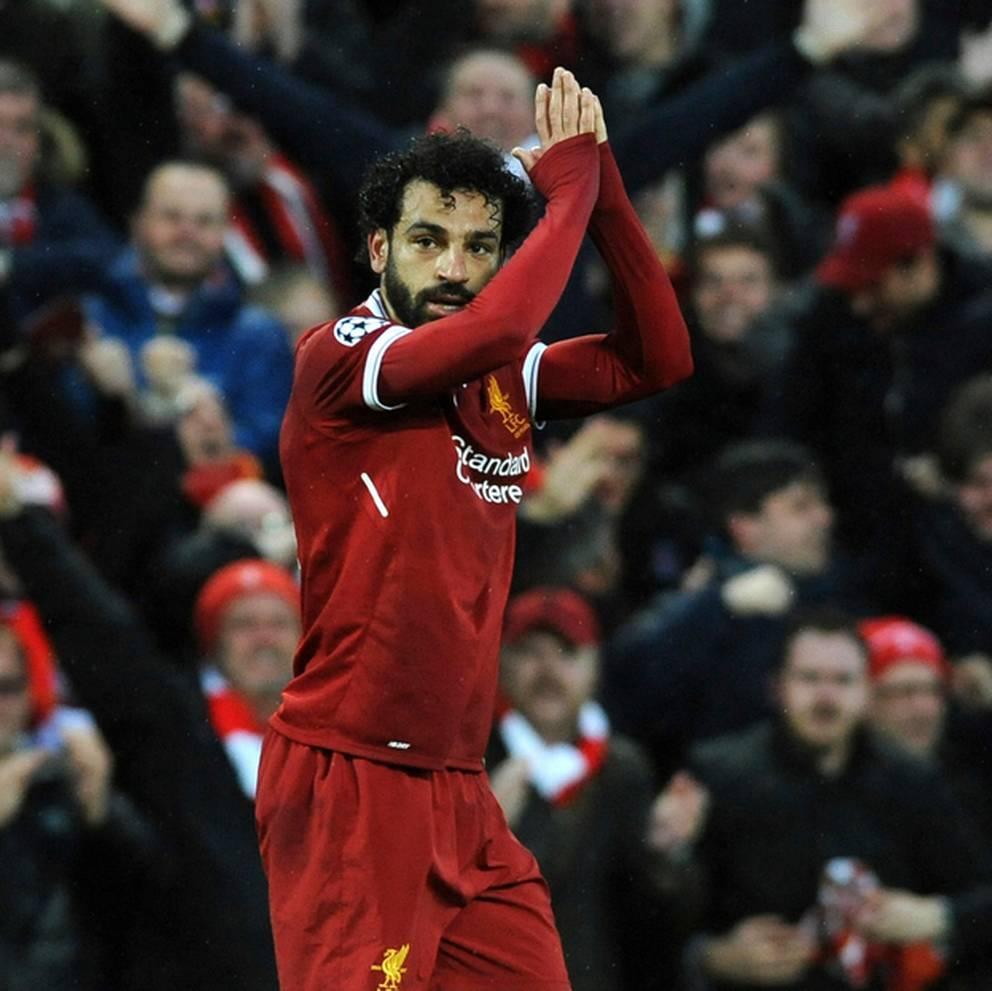 Il Liverpool e Salah piegano la Roma
